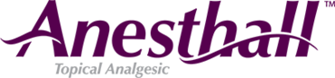 Anesthall Topical Analgesic Logo